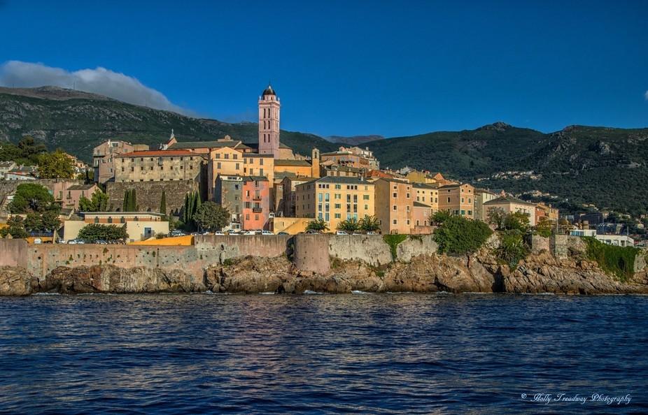 _D8A2347© Approaching Bastia Corsica France