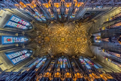 St Giles Cathedral Ceiling