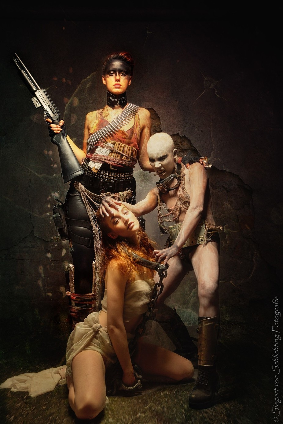 Mad Max feeling ;-)  by siegart - A Fantasy World Photo Contest