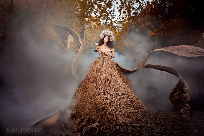 Our Forests, The Martyrs - From Cyprus's version of Next Top Model by ElenaParaskeva - Everything Smoke Photo Contest