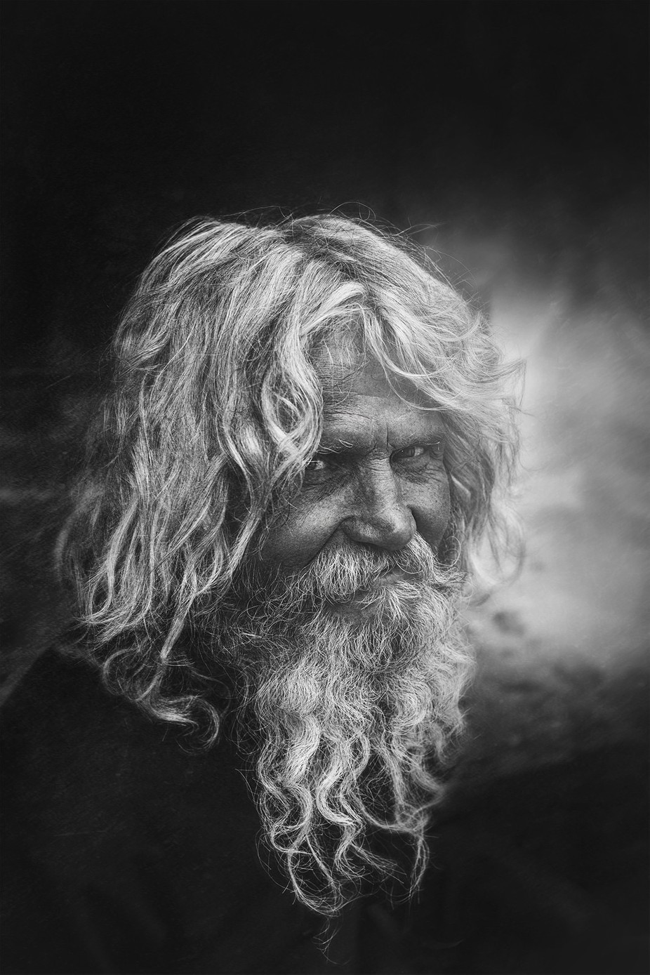 Hermit by Kirichay - Male Portraits Photo Contest