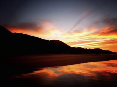 Sunrise in Sedgefield
