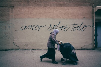 NYC - Spanish Harlem - The Message