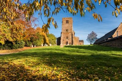 Parish Church, Northamptonshire, England