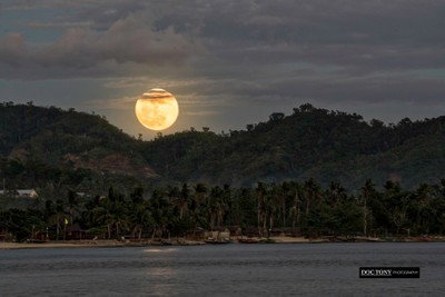 Super Moon In The Philippines