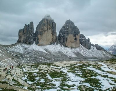 Tre Cime di Lavaredo, Dolomites South Tyrol