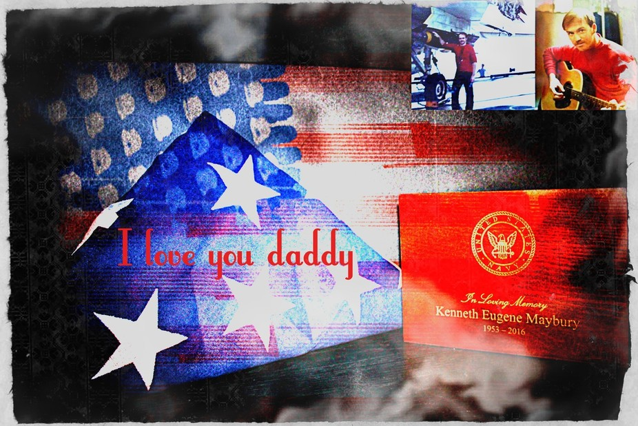 r.i.p. daddy