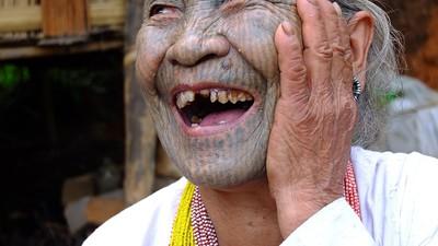 Smile u r on camera now