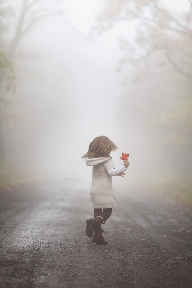 Foggy days by clareahalt - A Walk In The Mist Photo Contest