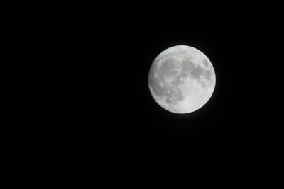 Super Moon - Nov 2016