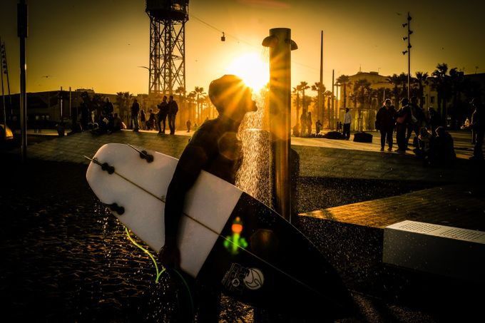 Drinking the sun by ignasiraventos