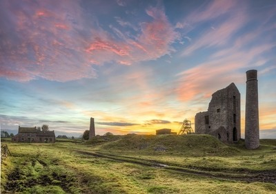 Magpie mine, Derbyshire