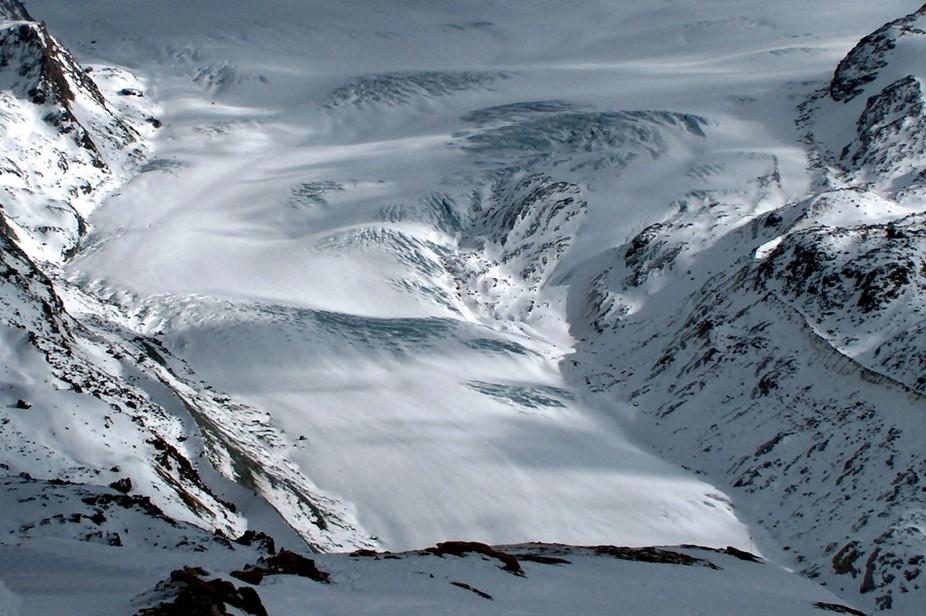 Alps - Glacier