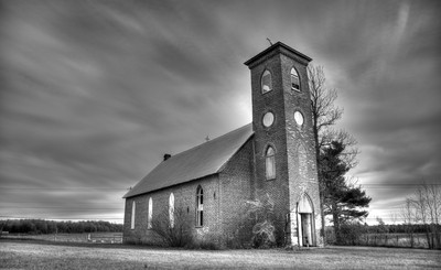 Abandoned Old Church 3