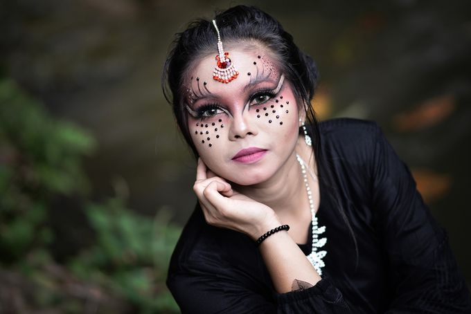 by badrulhishambinharun - Paint And Makeup Photo Contest