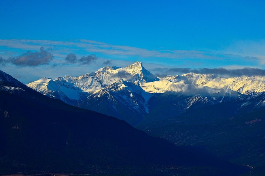 Mnt. Nelson, BC