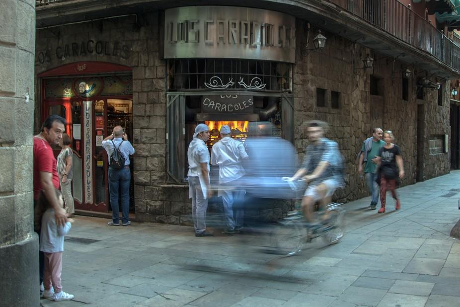 Barcelona, barrio gotic