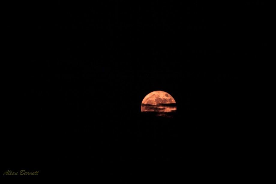 Super moon 11/15/2016