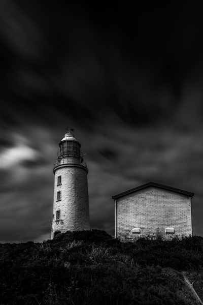 Bruny Lighthouse by Theo-Herbots-Fotograaf