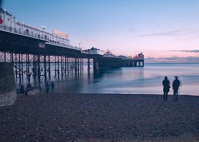 Brighton Pier: Long Exposure Nov2016