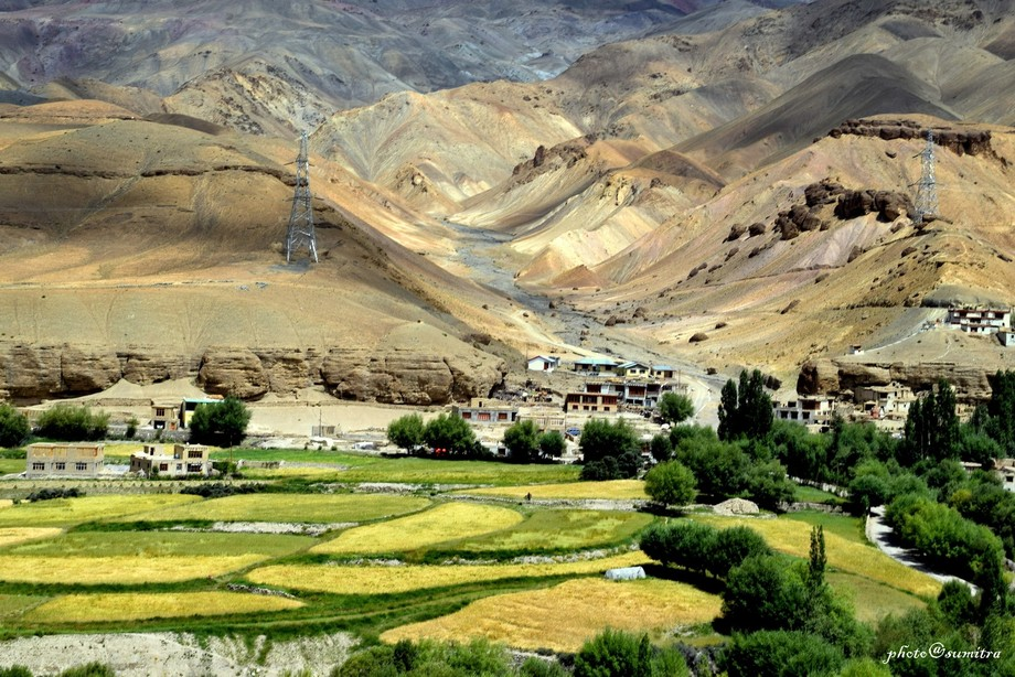 Ladakh is one of the most beautiful place of the world. It is in the northern part of India . It ...