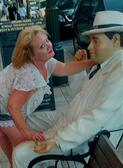 Al Capone and I