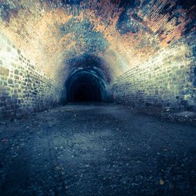 Usk Tunnels 2016 Abandoned railway tunnels in South Wales