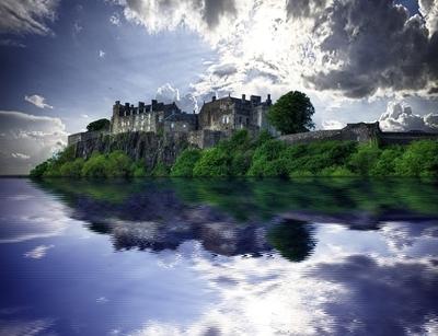 castle HDRskyreflectioncrop