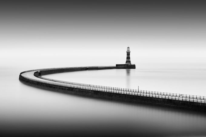Roker Pier by SteveCheetham - Compositions 101 Photo Contest vol4