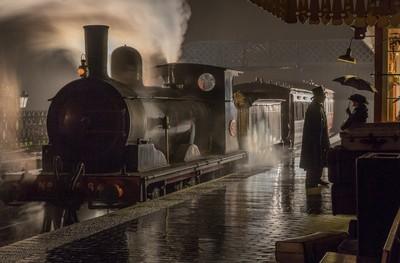 Night Train in the Rain-1