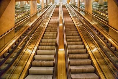 Stairways to heaven.
