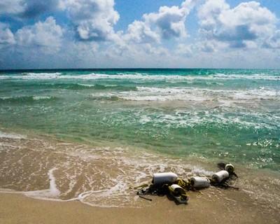 Miami Beach Waves