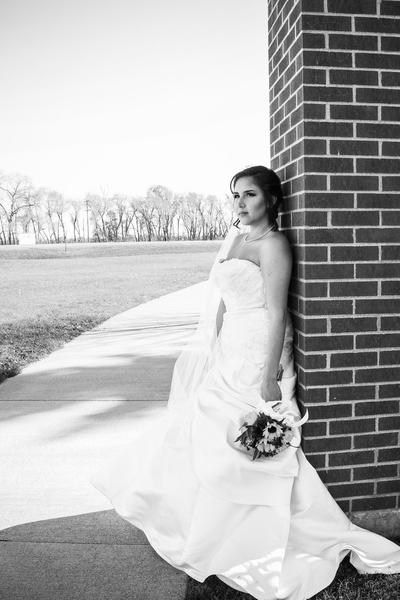 brick and bridal