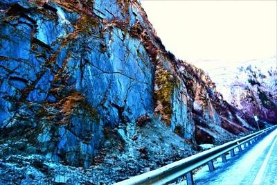 A Canyon Drive