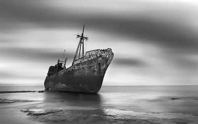 The Shipwreck II