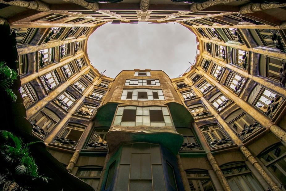 Barça-Gaudi