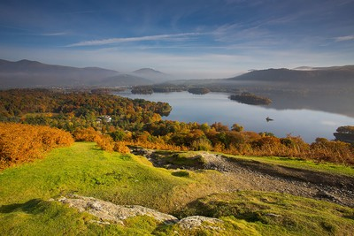 Autumn, Derwent Water