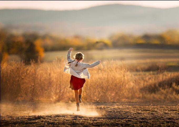 Joy by clareahalt - Capture The Back Photo Contest