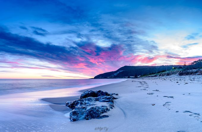DSC_9886-Pano by eMpTy - The Blue Hour Photo Contest