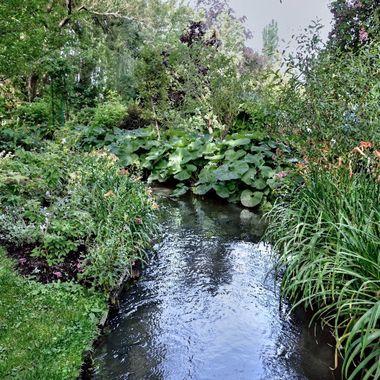 Le Jardin De Claude Monet (2) (Monet's Garden 2)