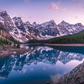 One of the most beautiful places I have ever visited. I had the opportunity to live in Canadian Rockies and Moraine Lake was my favourite place t...