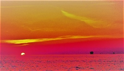 Sunset Of The Oil Age