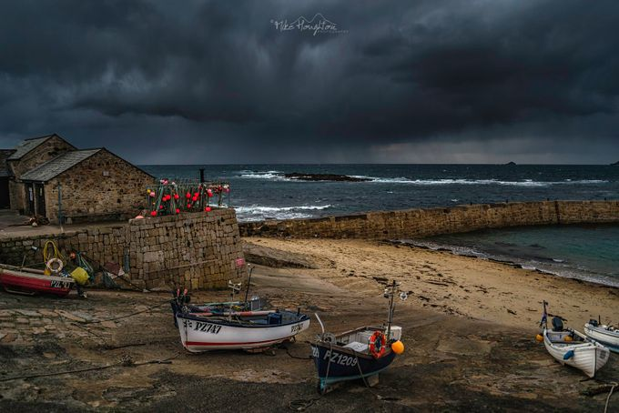 Stormy day by mikehoughton - Ships And Boats Photo Contest