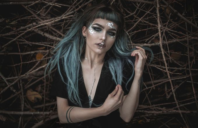Alexandra by lydiahansen - Paint And Makeup Photo Contest