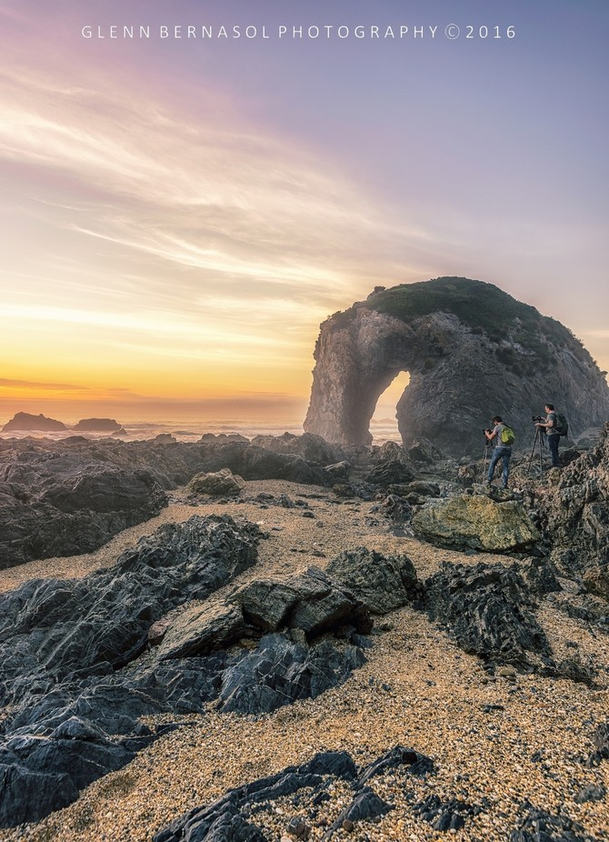 Horse Head Rock by glennbernasol - The First Light Photo Contest