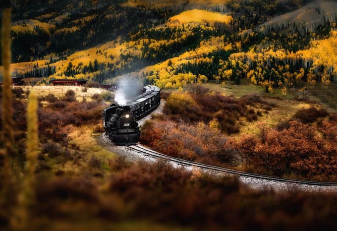 Old Timer by lisablevins - Curves And Compositions Photo Contest