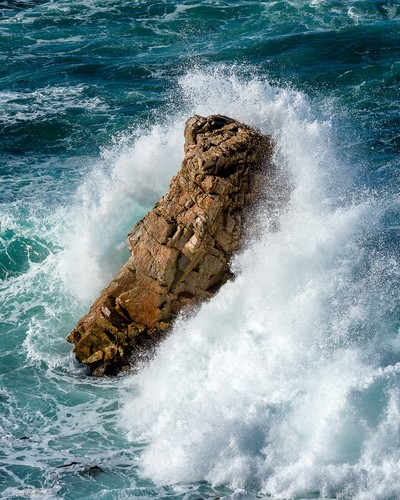 The Strength Of The Sea