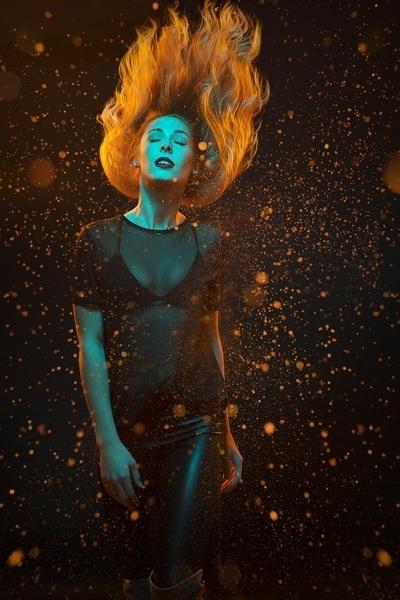 Girl on fire 2.0