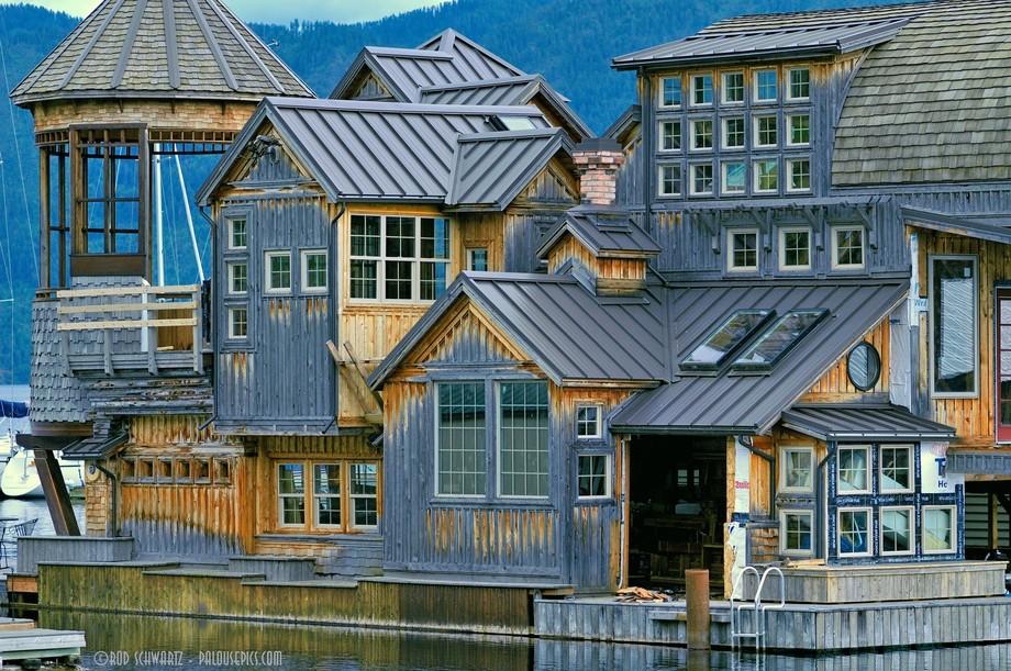 Fantasy Boathouse