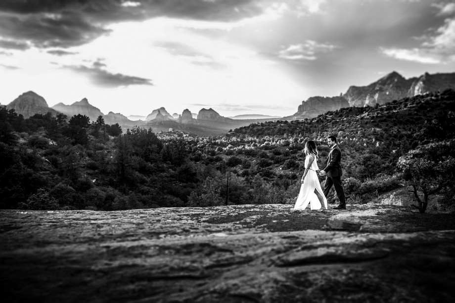 Destination Wedding in Sedona Arizona